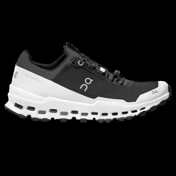 On Cloudultra Damen Trailrunningschuh black - white