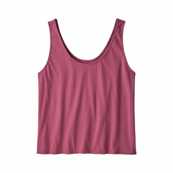 Patagonia W's Cotton in Conversion Tank Star Pink