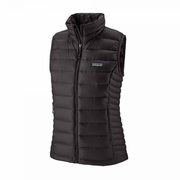 Patagonia W´s Down Sweater Vest Damen Daunenweste black