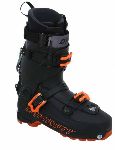 Dynafit Men Hoji Pro Tour Herren Skitourenschuh asphalt fluo orange