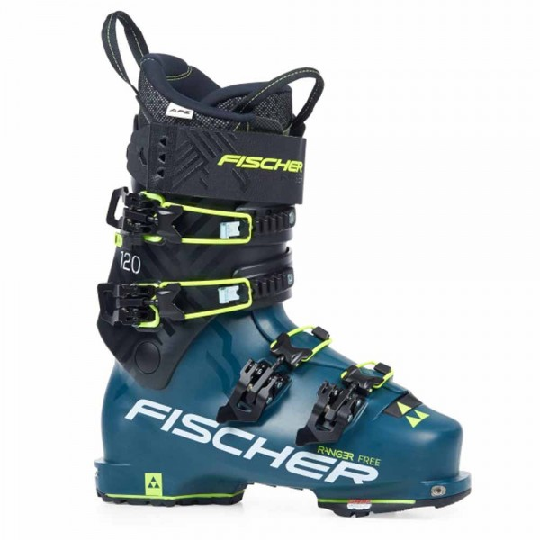 Fischer Ranger Free 120 Walk DYN petrol / black Skitourenschuh