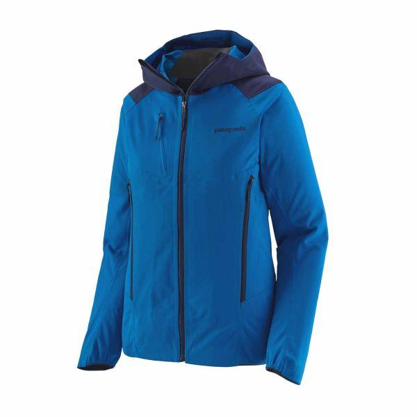 Patagonia W's Upstride Jacket Alpine Blue