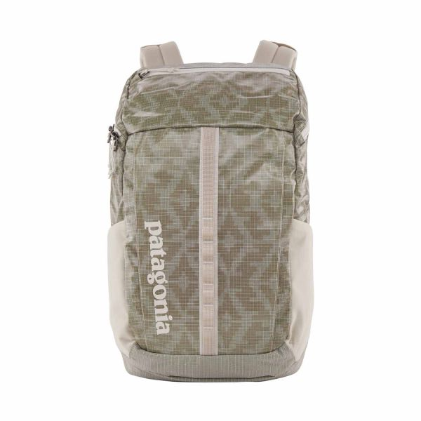 Patagonia W's Black Hole Pack 23L Field Geo Small: Pumice