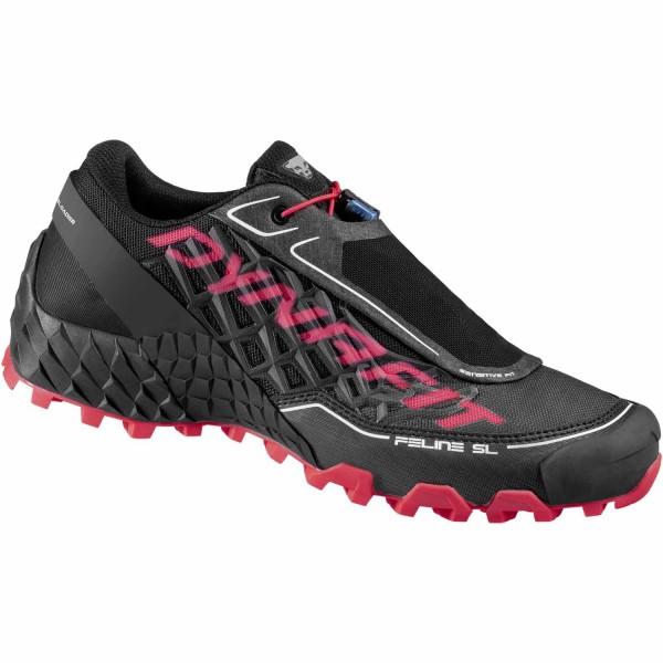 Dynafit Feline Sl W Damen Trailrunningschuh black - fluo pink