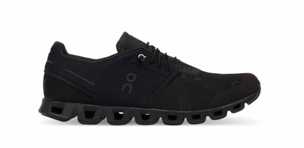 On Cloud - All Black - Damen Laufschuh