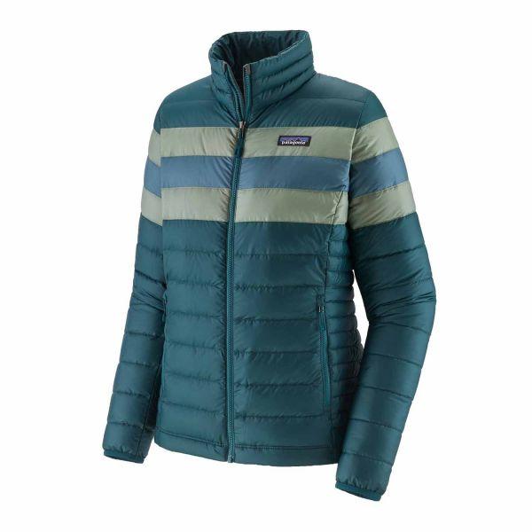 Patagonia W´s Down Sweater Jacket Dark Borealis Green