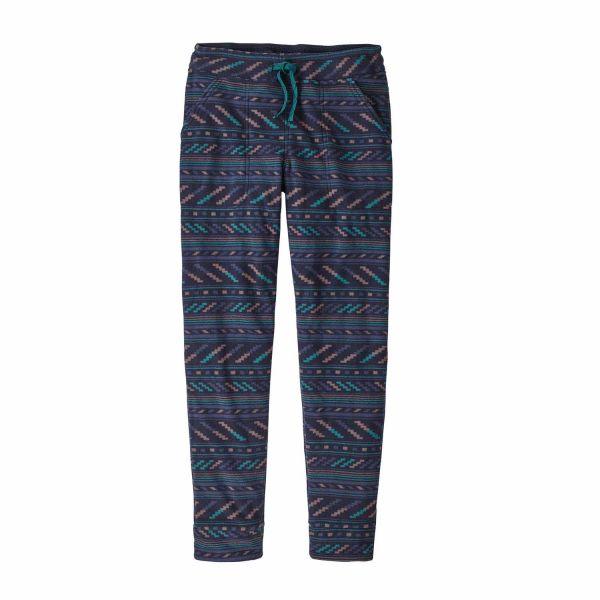 Patagonia Women's Snap-T® Pants Bergy Bits: New Navy