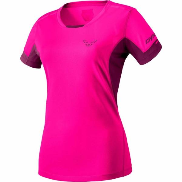 Dynafit Vert Tee Damen Laufshirt Pink