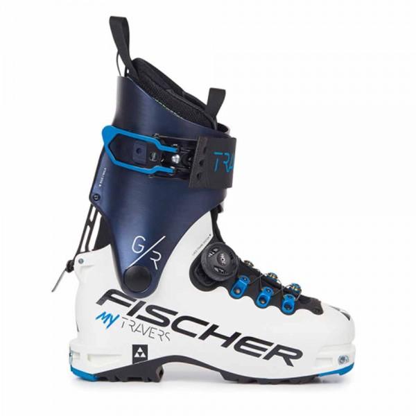Fischer My Travers GR withe /darkblue Skitourenschuh