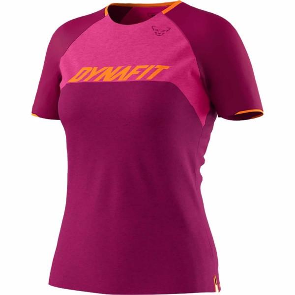 Dynafit Ride Shirt Damen T-Shirt beet red