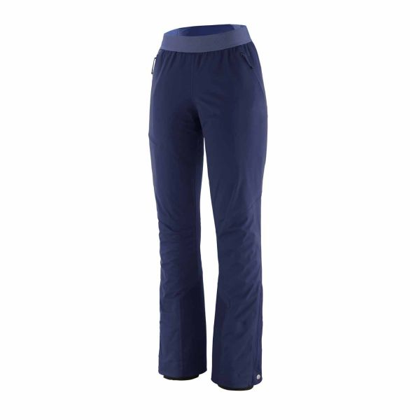 Patagonia W's Upstride Pants Navy Blue