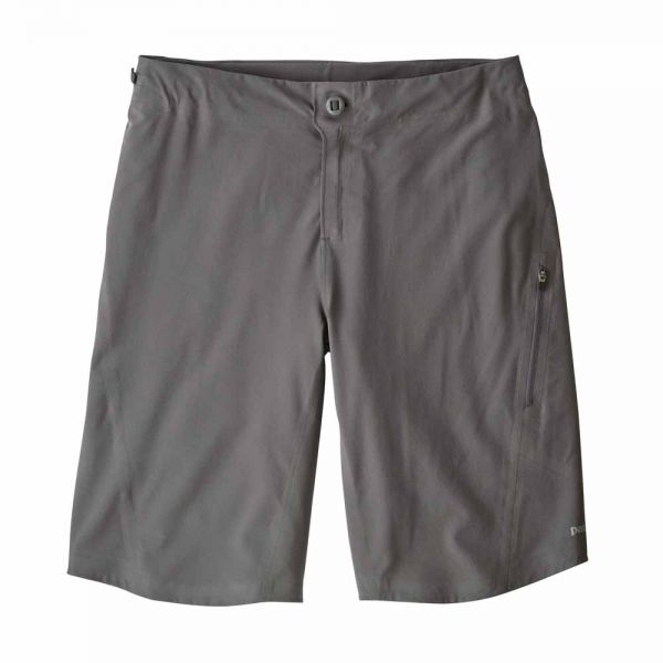 Patagonia M´s Dirt Roamer Bike Shorts Herren Radhose forge grey