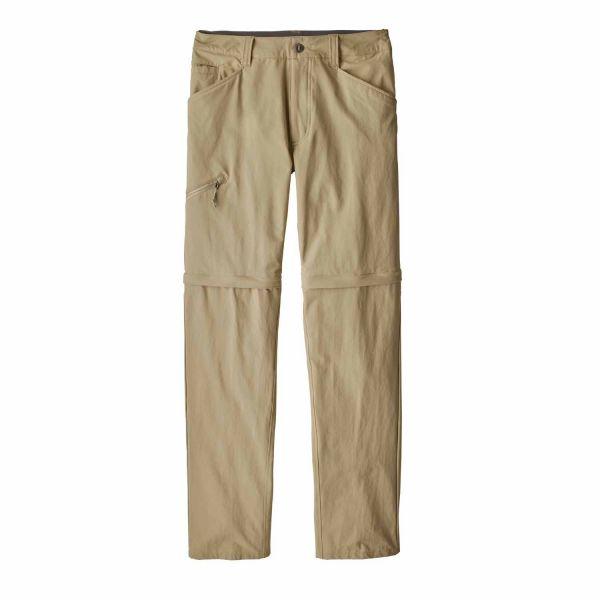 Patagonia M's Quandary Convertible Pants El Cap Khaki