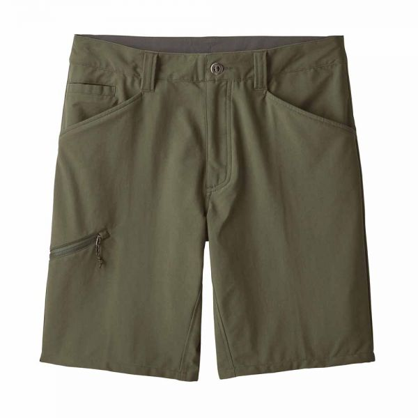 Patagonia M´s Quandary Shorts - 10 inch industrial green
