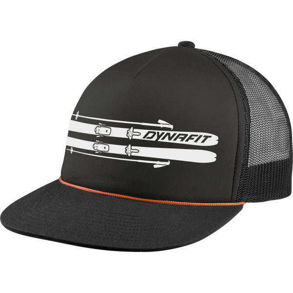 Dynafit Graphic Trucker Cap Black Out/Ski