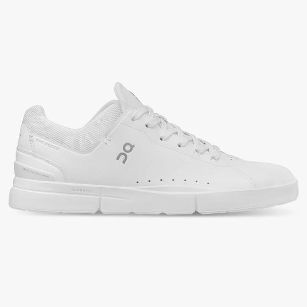 On The Roger Advantage Herren Sneaker | all white