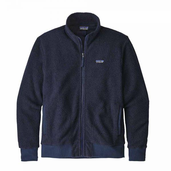 Patagonia M´s Woolyester Fleece Jacket Herren Fleecejacke classic navy