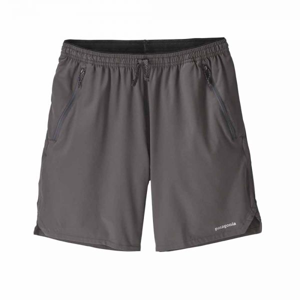Patagonia M´s Nine Trails Shorts forge grey