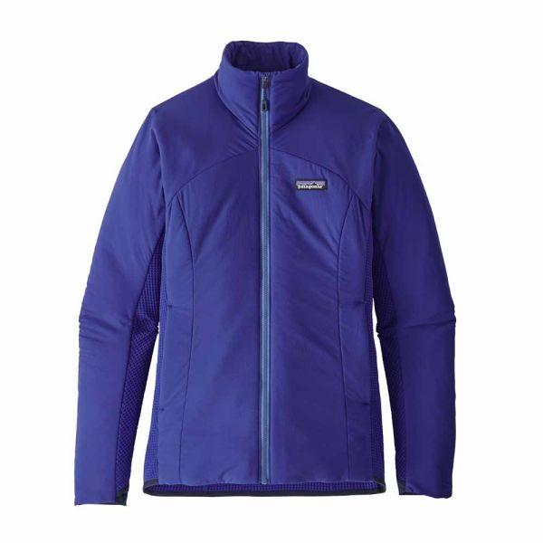 Patagonia W´s Nano-Air Light Hybrid Jacket Damen Jacke Cobalt Blue