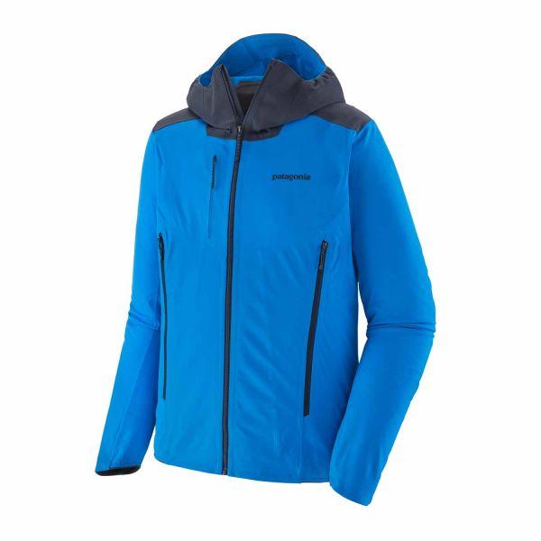 Patagonia M's Upstride Jacket Andes Blue