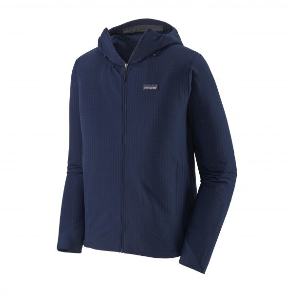 Patagonia M's R1 TechFace Hoody classic navy