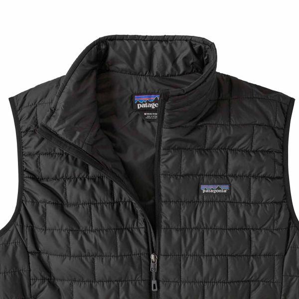 Patagonia M'ens Nano Puff® Vest Black