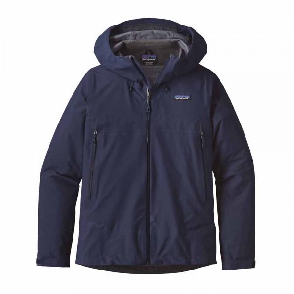 Patagonia W´s Cloud Ridge Jacket Regenjacke navy blue