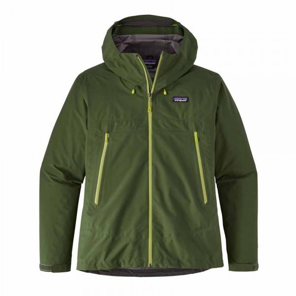 Patagonia M´s Cloud Ridge Jacket Regenjacke glades green