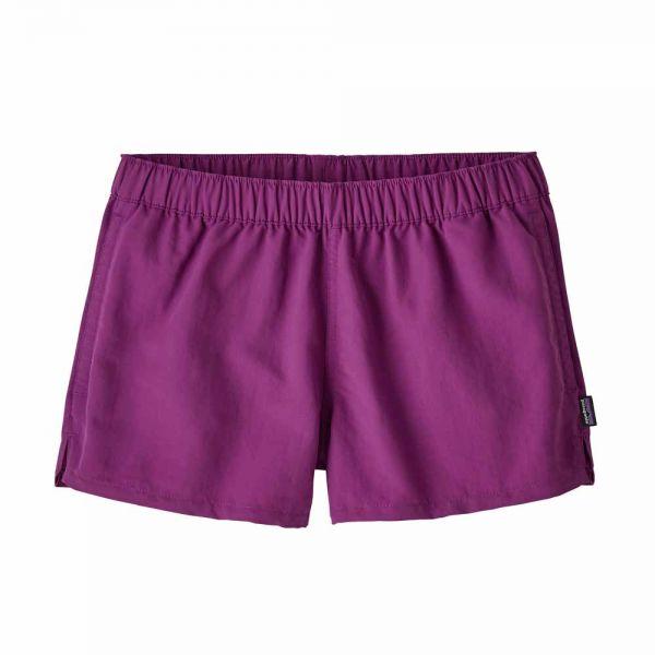Patagonia W´s Barely Baggies Shorts Damen Shorts Ikat Purple