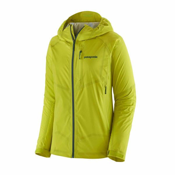 Patagonia W's Storm10 Jacket Chartreuse