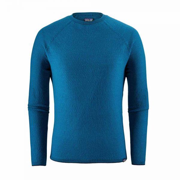 Patagonia M´s Cap Air Crew Herren Pullover balkan blue
