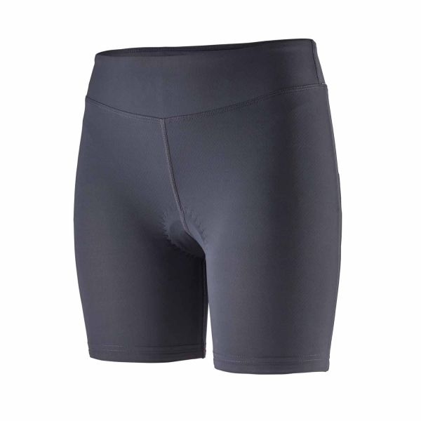 Patagonia W's Nether Bike Liner Shorts Smolder Blue