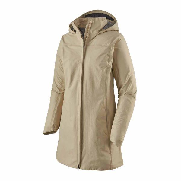 Patagonia W's Torrentshell 3L City Coat Damen Jacke Pumice