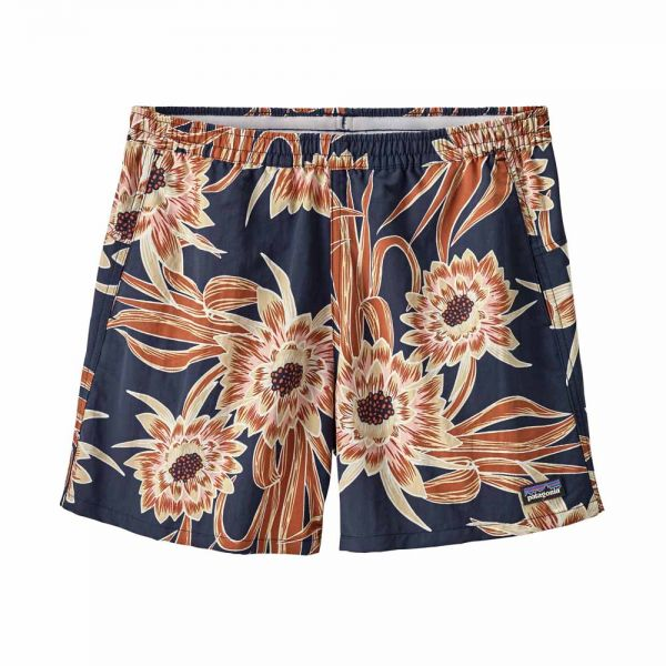 Patagonia W´s Baggies Shorts Damen Shorts Cereus Flower Classic Navy