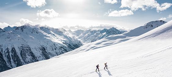 Zur Kategorie Skitouren