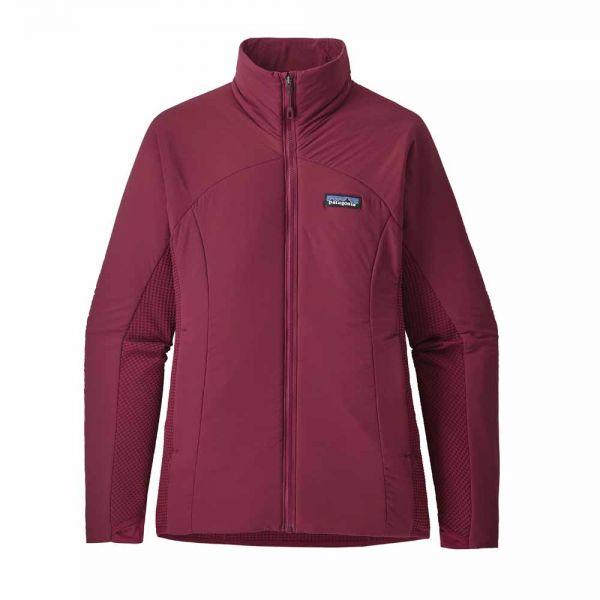 Patagonia W´s Nano-Air Light Hybrid Jacket Damen Jacke arrow red