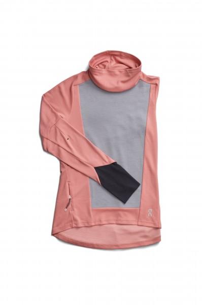 On Weather Shirt Dustrose - Fossil Damen Longsleeve