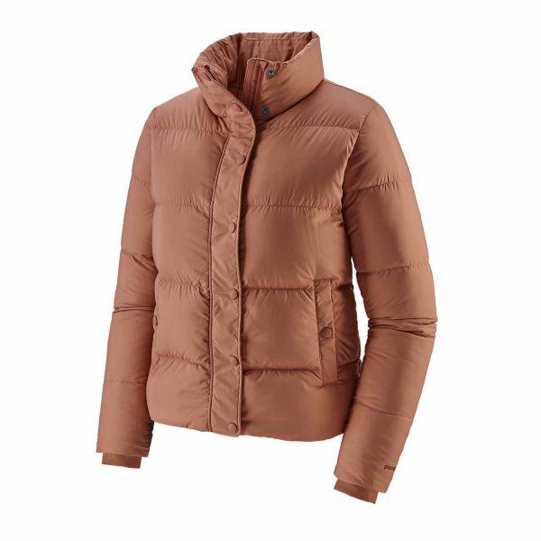 Patagonia W's Silent Down Jacket Century Pink