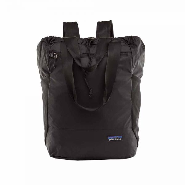 Patagonia Ultralight Black Hole Tote Pack Tragetasche black