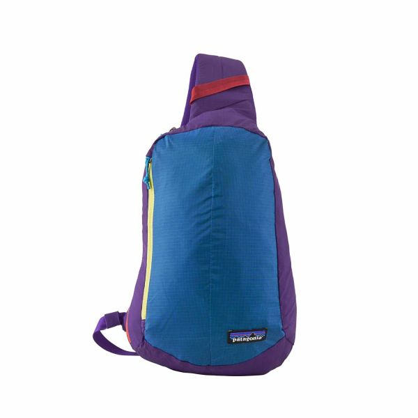 Patagonia Ultralight Black Hole Sling Tasche pathwork: purple