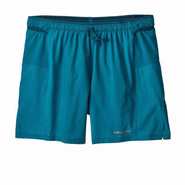 Patagonia M´s Strider Pro Shorts - 5 in Herren Laufshort balkan blue