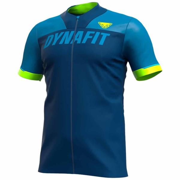 Dynafit Ride Full Zip T-Shirt HerrenMykonos Blue/8960