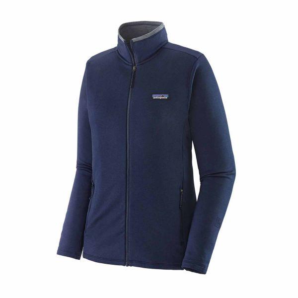Patagonia Women's R1® Daily Jacket Classic Navy - Light Classic Navy X-Dye