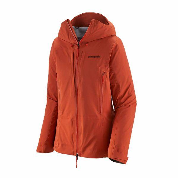 Patagonia Women´s Dual Aspect Jacket Paintbrush Red