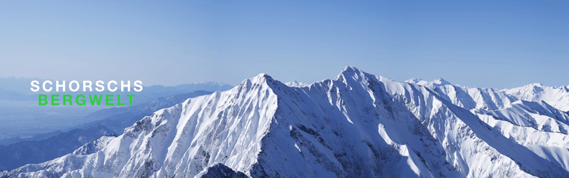 Zur Kategorie Schorschs Bergwelt