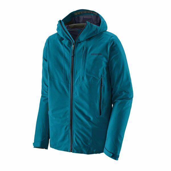Patagonia Men´s Galvanized Jacket Herren Jacke balkan blue