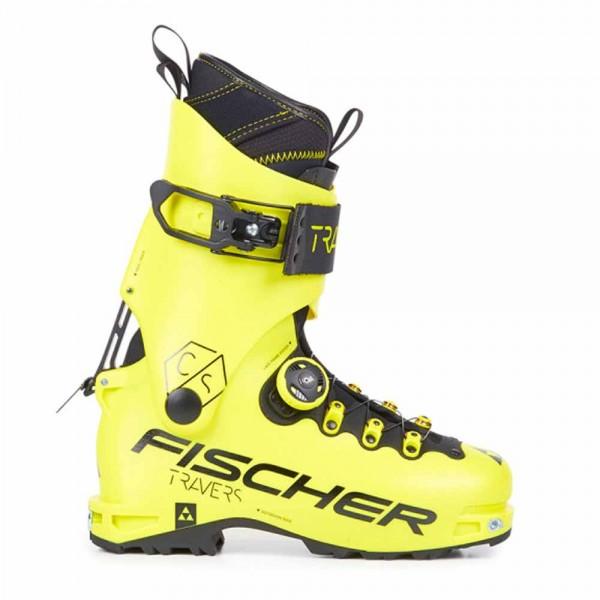 Fischer Travers CS yellow / yellow Skitourenschuh