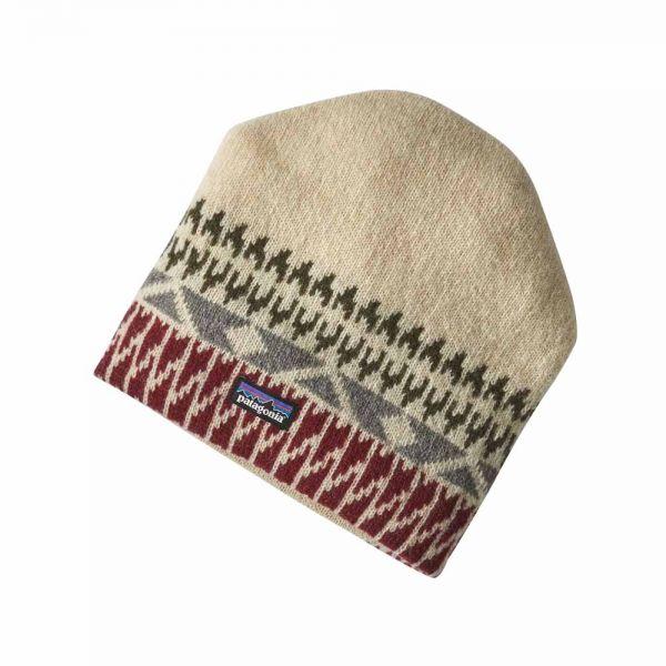 Patagonia-Backslide-Beanie-folk-step-toasted-white