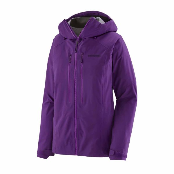 Patagonia W's Stormstride Jacket Purple