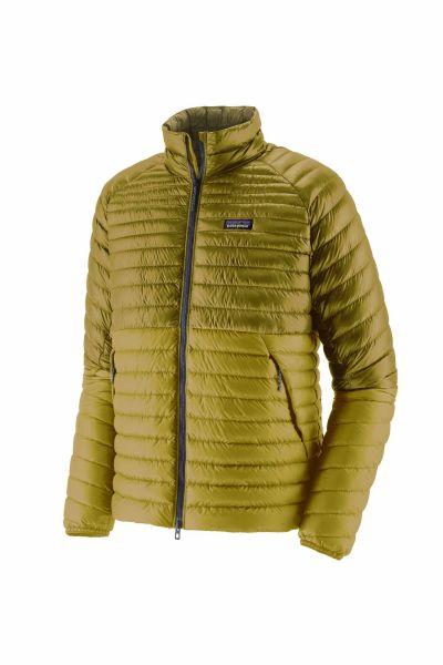 Patagonia Men's AlpLight Down Jacket Textile Green